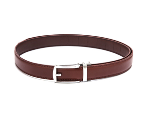 AFM7204 Mens Colorful Microfiber Coating Casual Belt with Automatic Buckle